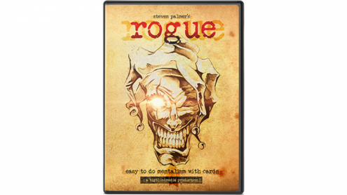 ROGUE - Easy to Do Mentalism with Cards by Steven Palmer - DVD