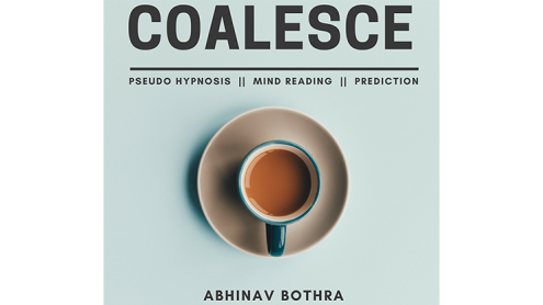 COALESCE by Abhinav Bothra eBook DOWNLOAD