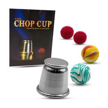 The Chop Cup with Props & DVD