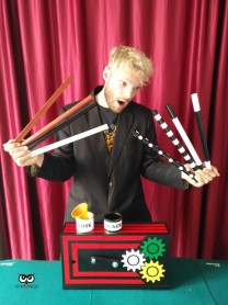 Magic Wand Machine WOOD - La fabbrica delle bacchette