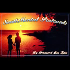 SentiMental Postcards by Diamond Jim Tyler