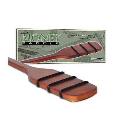 MONEY PADDLE - MAKE MONEY APPEAR OUT OF THIN AIR