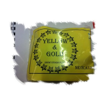 Nevicata Snow Storm Plus Yellow & Gold - Professional Magic