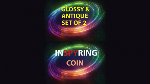 Inspyring Coin by Unknown Mentalist