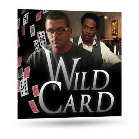 WILD CARD TRICK KIT - PROFESSIONAL CARD TRICK