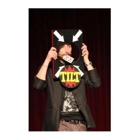 """Vassoio """"Centro!"""" TILT - Comedy card in Balloon by Strixmagic"""