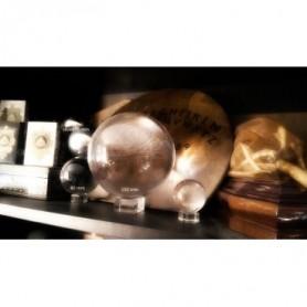 Sfera di Cristallo Trasparente 80 mm