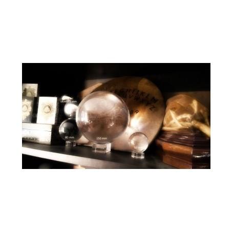 Crystal Ball - Clear - 80 mm