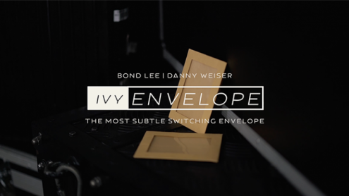 IVY ENVELOPE (Gimmicks and Online Instructions) by Danny Weiser, Bond Lee and Magiclism Store