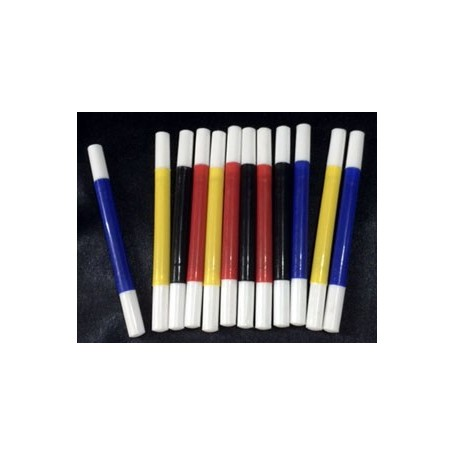 """Magic Wands 4"""" Multicolor - Pack of 36"""
