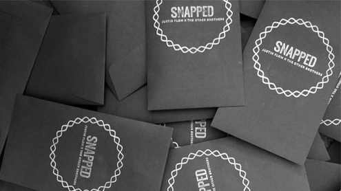 SNAPPED (Gimmicks and Online Instructions) by Justin Flom and The Other Brothers