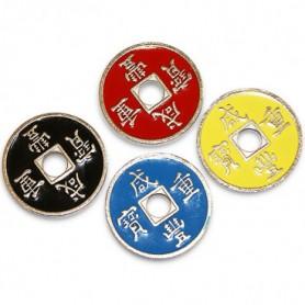 Monete cinesi eco - Set da 4