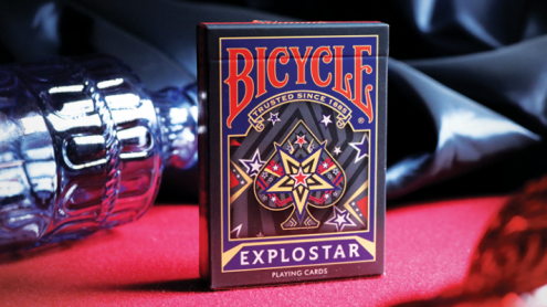 Bicycle Explostar Playing Cards