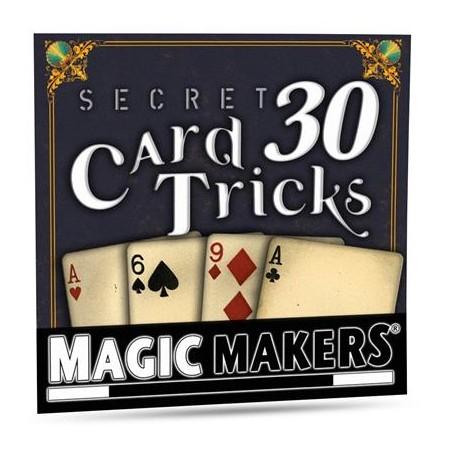 30 Secret Card Tricks DVD