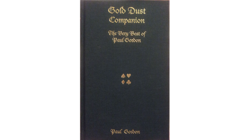 Gold Dust Companion by Paul Gordon - Book