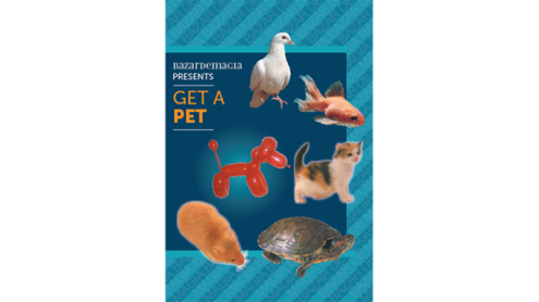 Get a Pet by Bazar de Magia - Trick