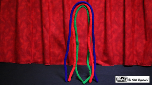 Linking Rope Loops by Mr. Magic - Trick