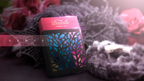 Dentelle Playing Cards by Bocopo