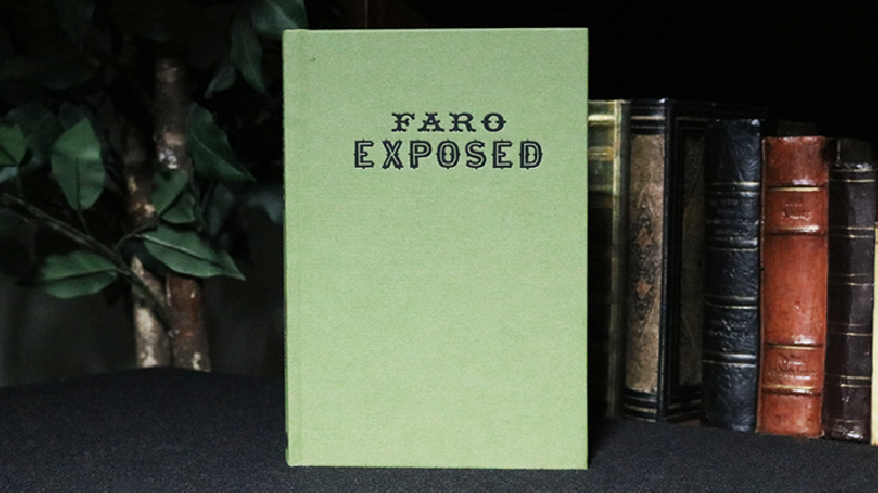 FARO Exposed by Alfred Trumble - Book