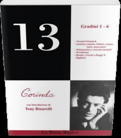 13 Gradini al Mentalismo VOL. 1 (gradini 1 - 6) Corinda