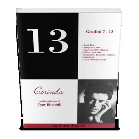 13 Gradini al Mentalismo VOL. 2 (gradini 7 - 13) Corinda