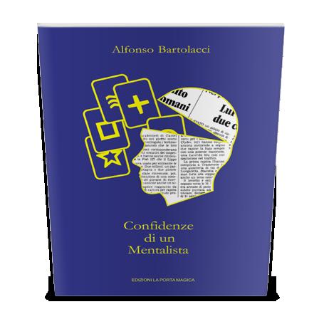 Confidenze di un mentalista Vol.1 - Bartolacci - Libro