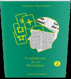 Confidenze di un mentalista Vol.2 - Bartolacci - Libro