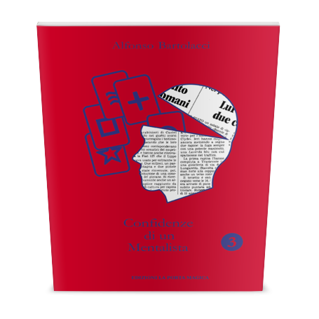 Confidenze di un mentalista Vol.3 - Bartolacci - Libro