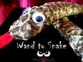 Bacchetta Serpente by Strixmagic