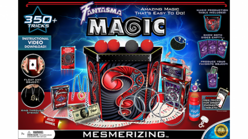 Mesmerizing Magic Set by Fantasma - Trick