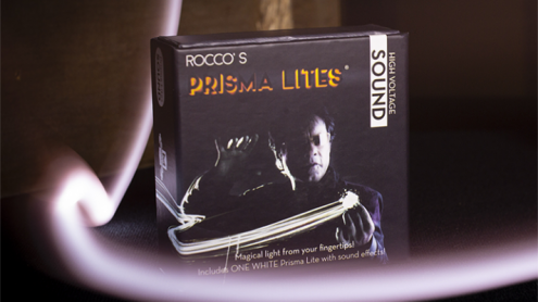 Rocco's Prisma Lites SOUND Single (High Voltage/White) - Trick