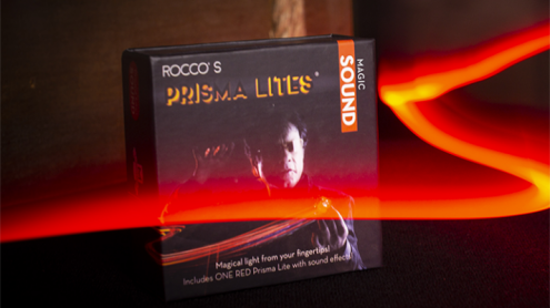 Rocco's Prisma Lites SOUND Single (Magic/Red) - Trick