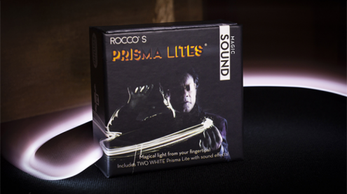 Rocco's Prisma Lites SOUND Pair (Magic/White) - Trick