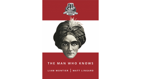 The Man Who Knows (Gimmicks and Online Instructions) by Liam Montier, Matt Lingard and Kaymar Magic