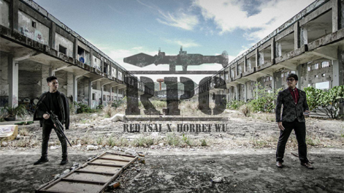 RPG (Red) by Red Tsai x Horret Wu - Trick