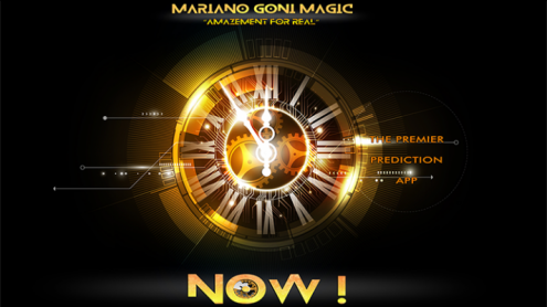 NOW! Android Version (Online Instructions) by Mariano Goni Magic - Trick