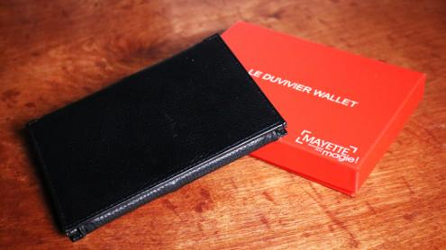 Dominique Duvivier Presents: Duvivier Wallet (Gimmick and Online Instructions) - Trick