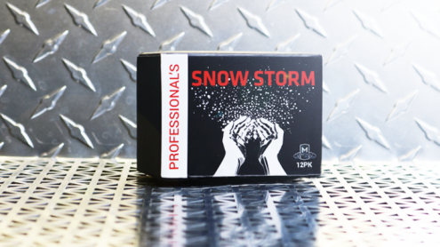 Professional Snowstorm Pack (12 pk) by Murphy's Magic Supplies Inc.  - Trick