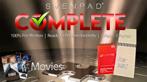 SvenPad® Complete (Movies Edition) - Trick