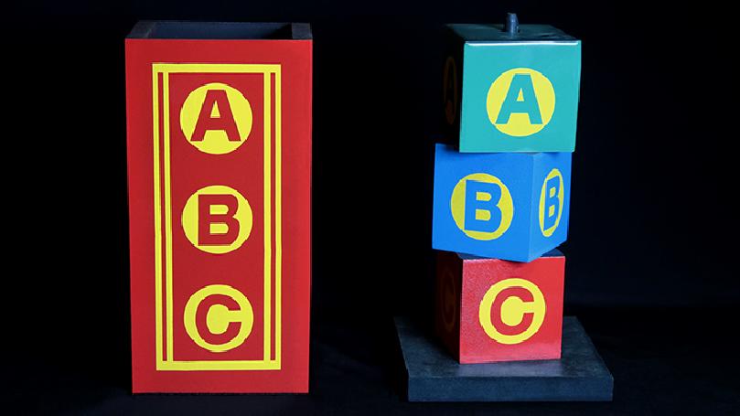 ABC Blocks by Daytona Magic