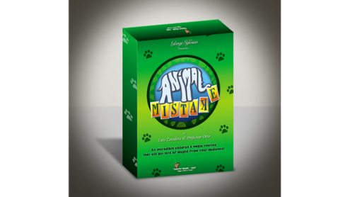 Animal Mistake by Luis Zavaleta & Professor Otto by Twister Magic - Trick