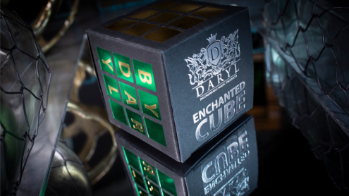 The Enchanted Cube (With Online Instruction) by DARYL - Trick
