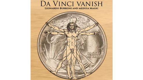 Da Vinci Vanish by Leonardo Burroni and Medusa Magic video DOWNLOAD