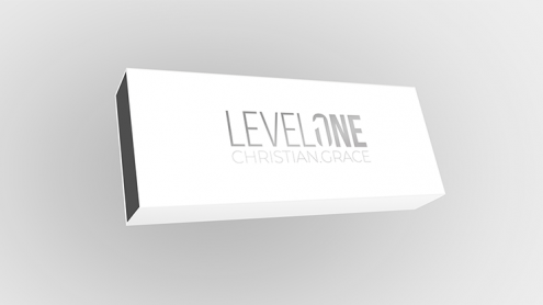 Level One (Gimmicks and Online Instructions) by Christian Grace - Trick