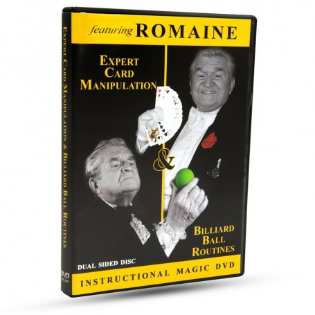 Card & Billiard Ball Manipulations - ROMAINE