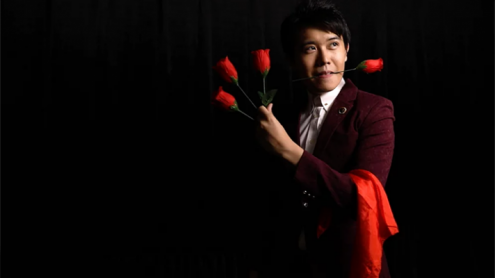 The Rose 2.0 (Red) by Bond Lee & Wenzi Magic - Trick