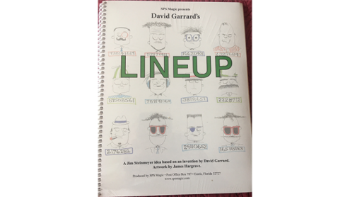 SPS Magic Presents David Garrard's LINEUP