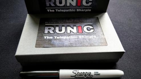 RUNIC by Jimmy Strange - Trick
