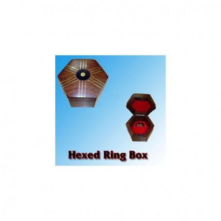Hexed Ring Box - Scatola apparizione anello