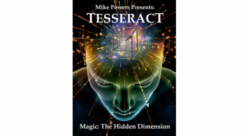 TESSERACT by Mike Powers - Book